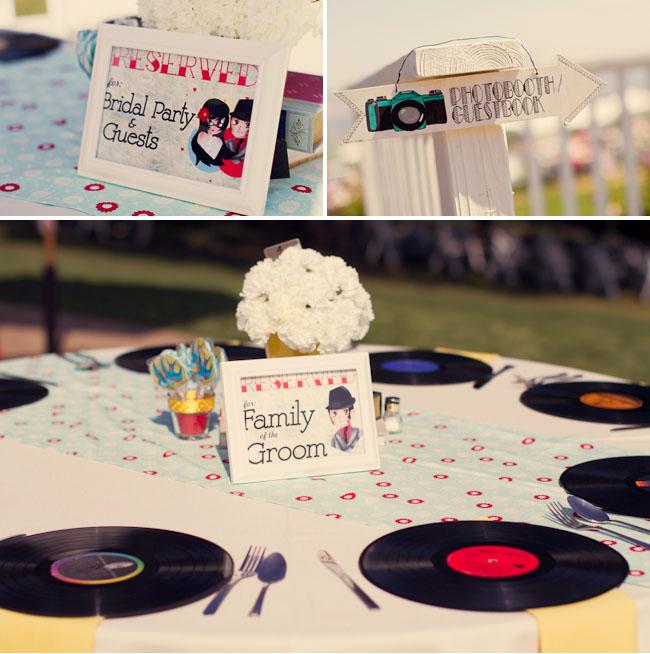 Rockabilly Wedding Ideas: Theme Nine~Rockabilly