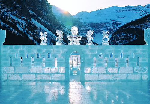 Lake Louise Fairmont Hotel Spa